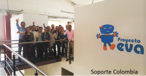 Texmoda Equipo soporte Colombia