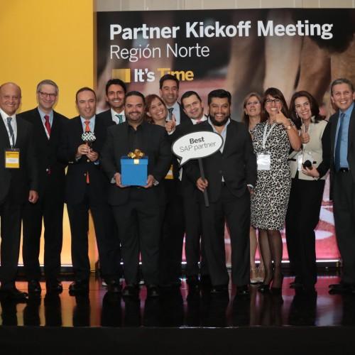 MQA mejor SAP Partner de la Región 2016