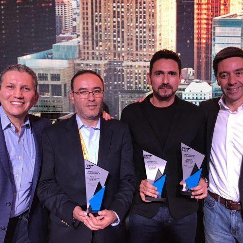 SAP reconoció a MQA como el mejor canal en Colombia